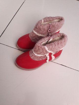 Sepatu booth import #BAPAU