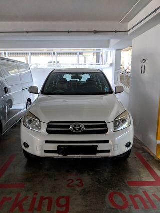 Toyota Rav4 2.4 Style Auto