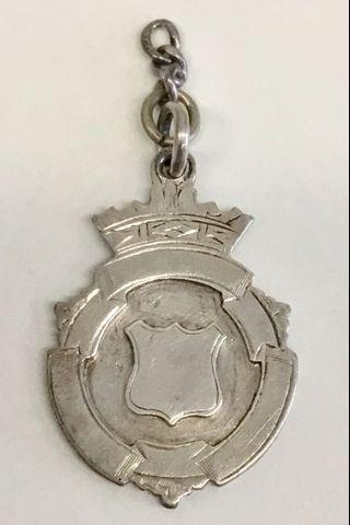Sterling Silver Shield Hallmarked 1922