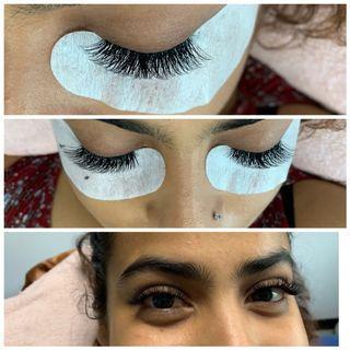 3D eyelashes only $38 .Yishun   Please call 91099075