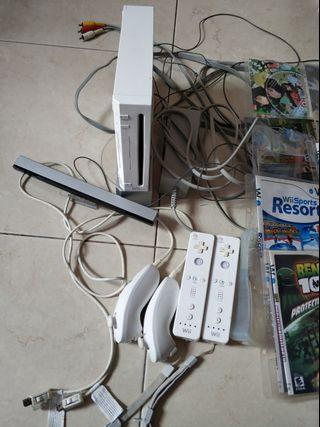 Nintendo Wii Full Set