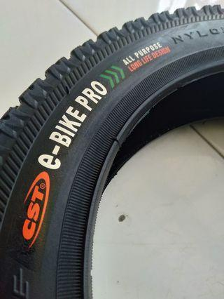 CST 12 inch tyres and tube