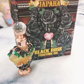 🚚 JAPARA BLACK ROSE 黑玫瑰