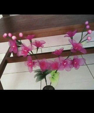 #BAPAU Hiasan Bunga Handmade