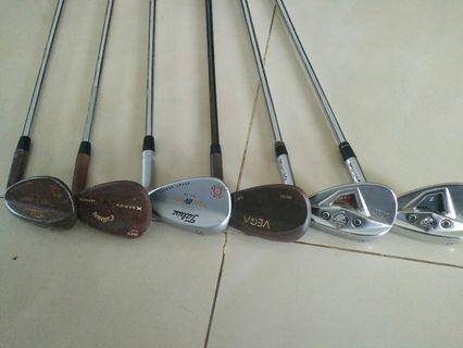 Stick Golf, aneka Wedge