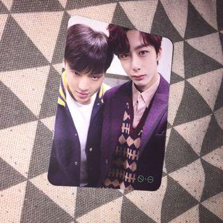 Monsta x shownu and hyungwon pc