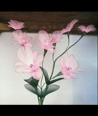 #BAPAU Hiasan Bunga ada vasnya
