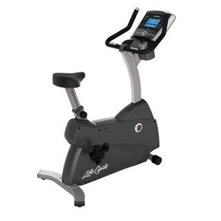 Life Fitness C3 Upright Lifecycle Exercise Bike (Original Price: HK$20,000)