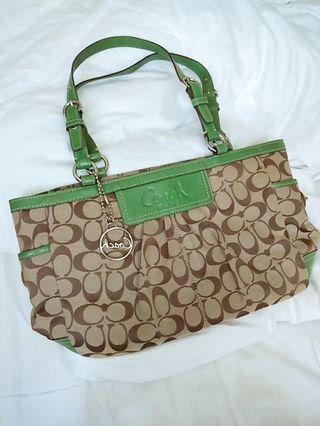 Authentic Coach Handbag (price negotiable)