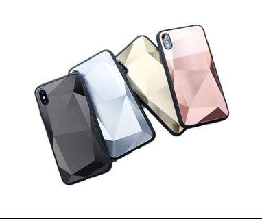 CRYSTAL CASE -SOFT ACRYLIC FULL COVER