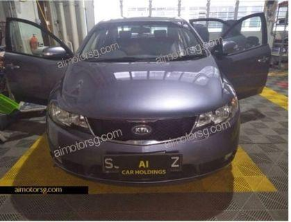 (Kia) Car for Rent going cheap don't miss it.