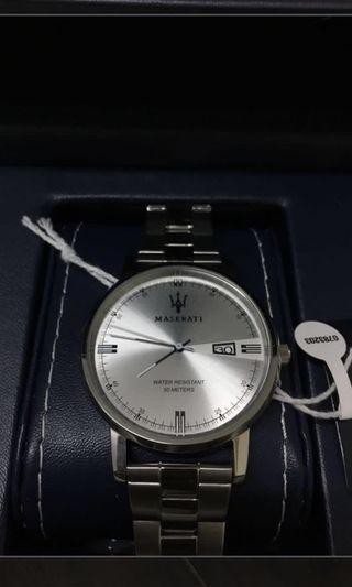 Maserati 42 mm watch