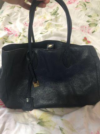 Rabeanco Navy Blue handbag