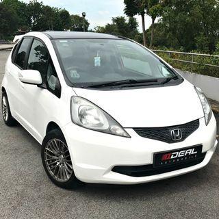 Cheap Rental!! Honda Fit