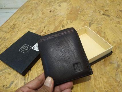 Dompet kulit Pria Donatelo (kulit asli 100%) #BAPAU