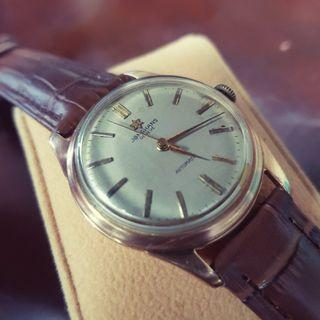 Pre-loved Vintage Junghans 18k/750 Gold Anti-Magnetic Automatic Watch