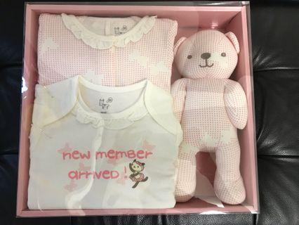 Kingkow 60cm 嬰兒禮盒