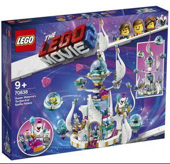 """LEGO 70838: Queen Watevra's """"So-not-evil"""" Space Palace (Excluding Batman Minifigure)"""