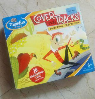 Thinkfun Games Cover Your Tracks