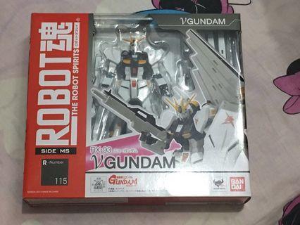 Robot 魂 RX93 高達 馬沙之反擊 日版