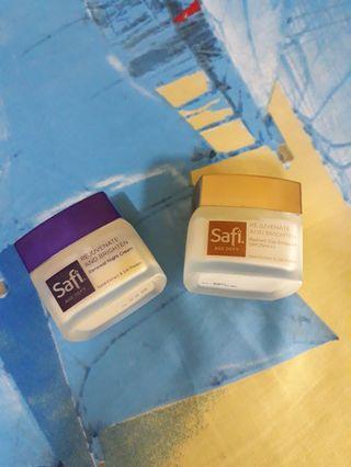 #BAPAU Skin Care Age Defy Rejuvenate and Brighten Day Cream and Night Cream