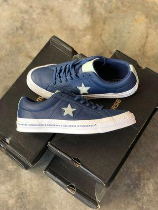 Converse One Star OX Premium Leather