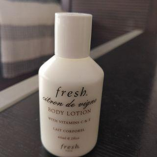🚚 Fresh Citron de Vigne Body Lotion