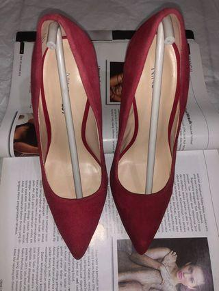 Fifth Pointy Toe Pumps-heels Ninewest