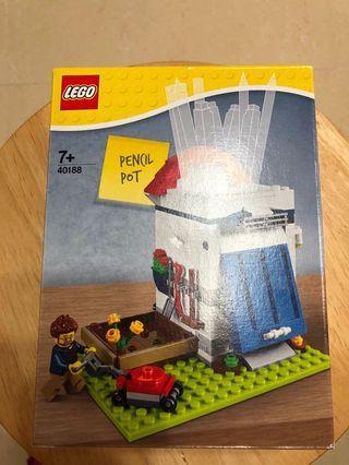 Lego 筆筒