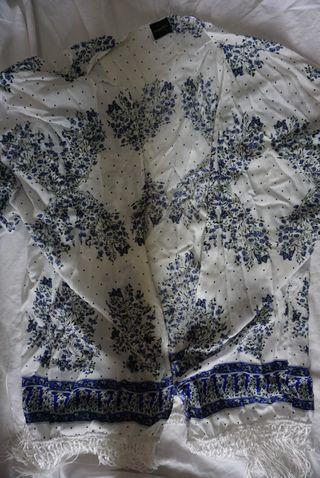 Magnolia Bohemian Kimono Outer