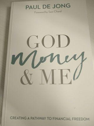 🚚 God Money and Me Book