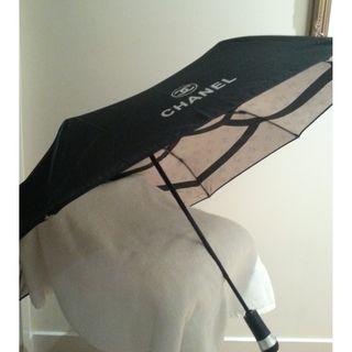 VIP Gift - Chanel Black Umbrella