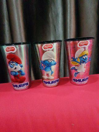 Smurfs Cups #RayaHome
