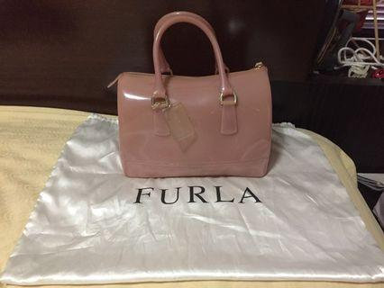 AUTHENTIC Furla Candy Bag Pink