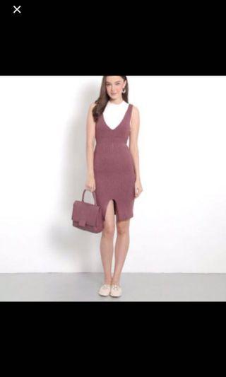 🚚 HVV Riviere Knit Pinafore