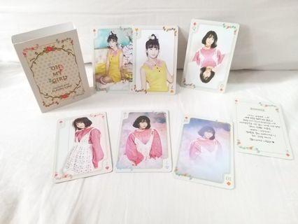 Oh My Girl Binnie 小卡 Playing Card