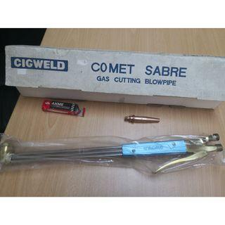 Cigweld Comet Sabre Gas Cutting Blowpipe