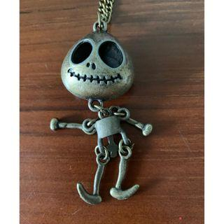 Nightmare before Christmas - Jack Skellington necklace