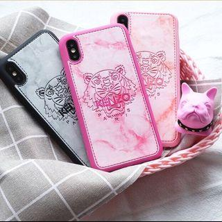 KENZO LEATHER SOFTCASE FULL COVER
