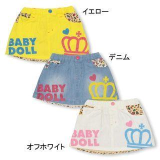 🎊人見人愛🤩 日單 Baby Doll 可愛靚靚裙仔😍  💥少量現貨💥賣哂就無💥