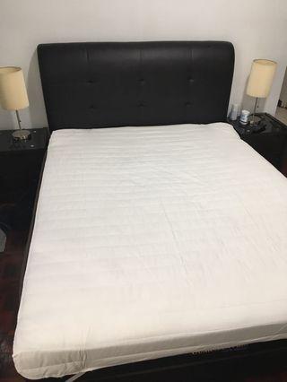Divan Queen Bed Set