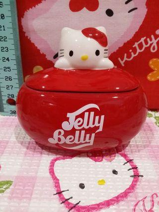 Kitty Ceramic Container