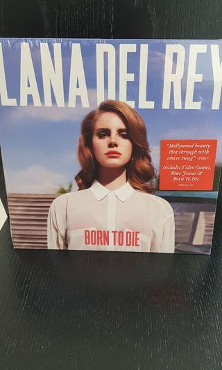 🚚 Lana Del Rey born to die LP vinyl record