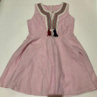 Dress tussel summer