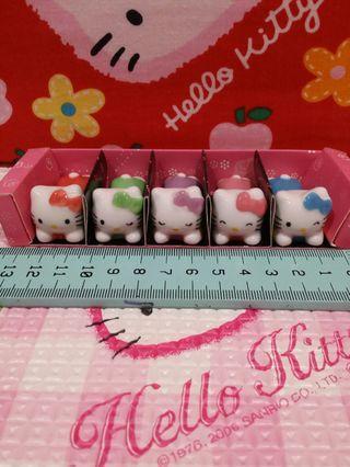 Kitty Ceramic Chopstick Holder Set