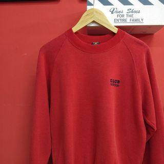 Vintage Club Adidas Pullover Sweatshirt
