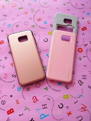 Case Samsung Galaxy S7 Edge - Sky Slide Bumper