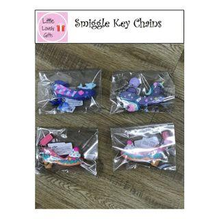 Authentic Smiggles Keychains
