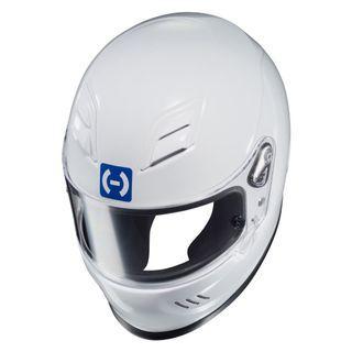 HJC MOTORSPORTS  房車賽專用頭盔 (亮白)