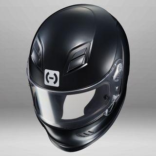 HJC MOTORSPORTS  房車賽專用頭盔(啞黑)